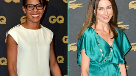 PHOTOS Le look raté d'Audrey Pulvar et Elsa Zylberstein aux GQ awards