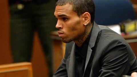 Chris Brown caillasse la voiture de sa mère en pleine séance de maîtrise de la colère