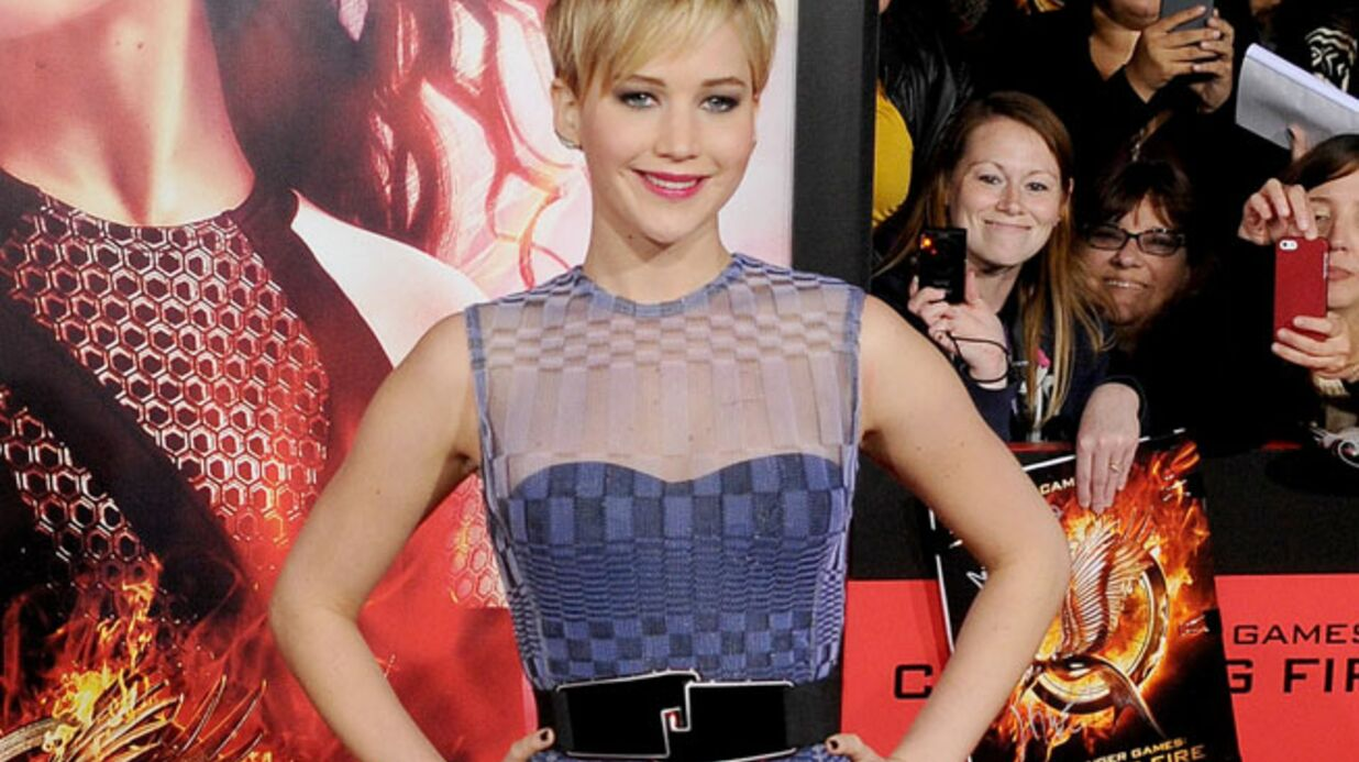 PHOTOS Jennifer Lawrence, star des tapis rouges