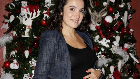 PHOTOS Isabelle Vitari (Nos chers voisins) affiche ses rondeurs de future maman
