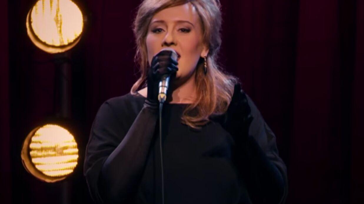 VIDEO Adele berne tout le monde dans un concours de sosies