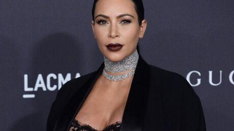 Kim Kardashian aimerait un cadeau (très cher) de la part de Kanye West