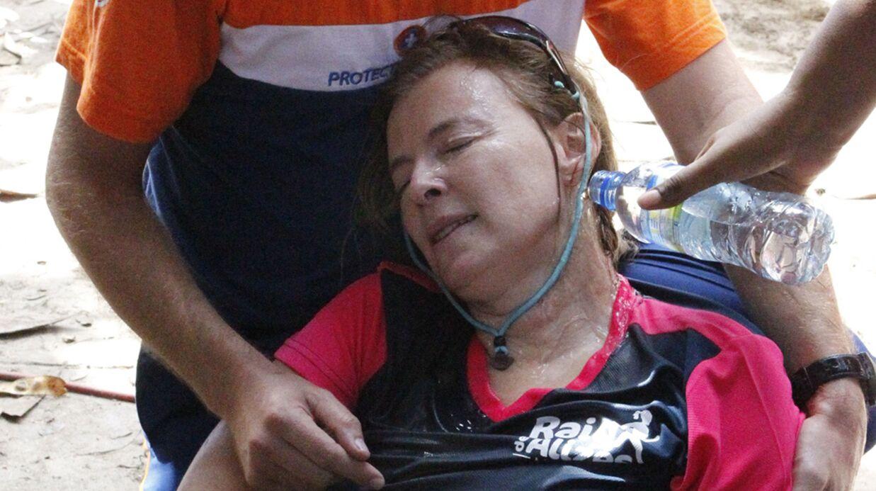 PHOTOS Valérie Trierweiler fait un malaise lors du raid des Alizés en Martinique