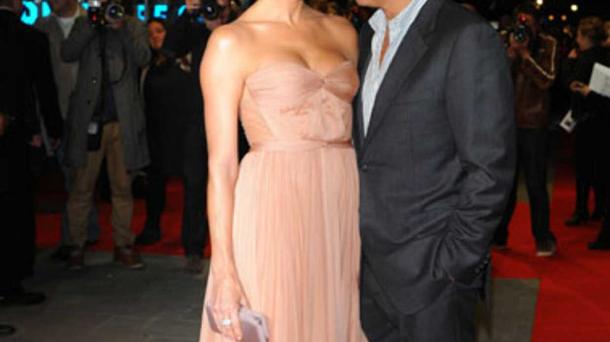 DIAPO Ultra glamour, Stacey Keibler éclipse George Clooney