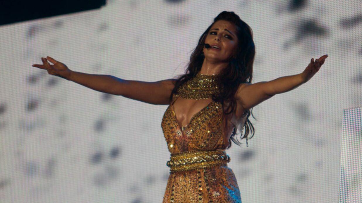 VIDEO Cheryl Cole: un petit problème de playback