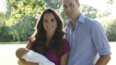 Kate et William ont choisi un photographe de stars pour le baptême de George