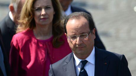 François Hollande pas pressé d'intégrer Valérie Trierweiler à ses côtés dans le Who's Who