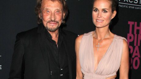 DIAPO Laeticia Hallyday très sexy à la Pink party