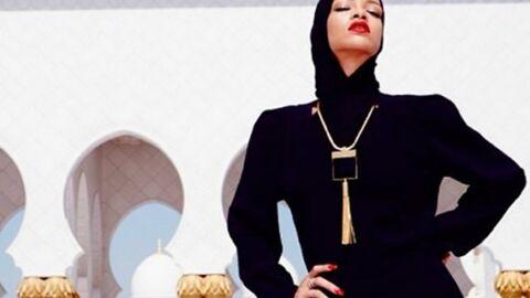 Rihanna virée d'une mosquée à cause de photos jugées «inopportunes»