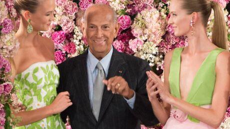 DIAPO Mort du créateur Oscar de la Renta: retour sur ses plus belles créations