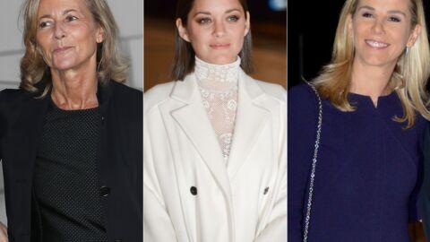 PHOTOS Marion Cotillard et Claire Chazal élégantes pour l'inauguration de la Fondation Louis Vuitton