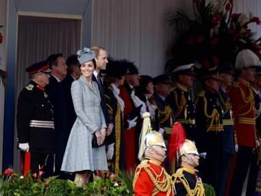 La première sortie officielle de Kate Middleton enceinte