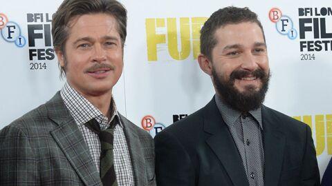 Shia Labeouf considère Brad Pitt comme son «mari»