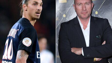Pascal le grand frère veut corriger Zlatan en le défiant sur le tatami