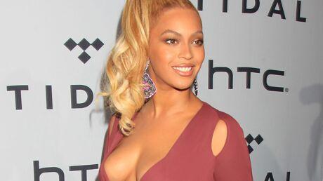 PHOTOS Beyoncé ose un décolleté abyssal pour une soirée Tidal