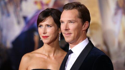 Benedict Cumberbatch et sa femme Sophie Hunter attendent un deuxième enfant