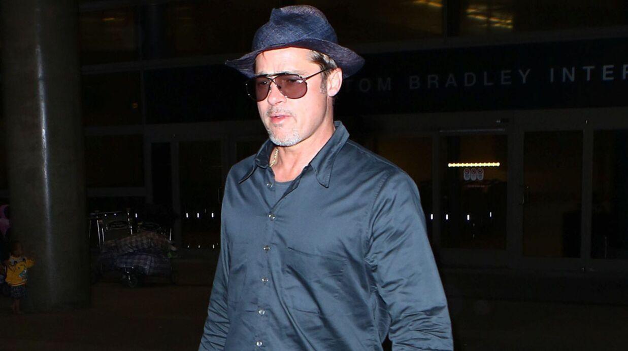 Brad Pitt ne veut pas répondre à la demande de divorce d'Angelina Jolie