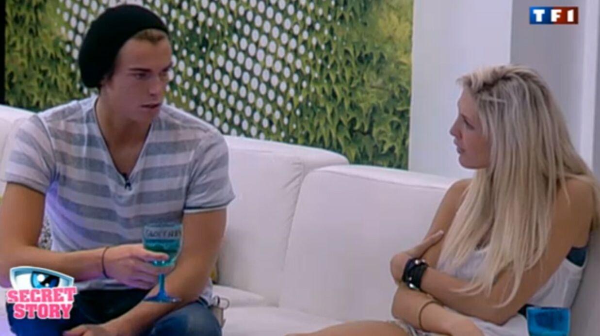 VIDEO Secret Story 5: Marie a trouvé le secret de Juliette