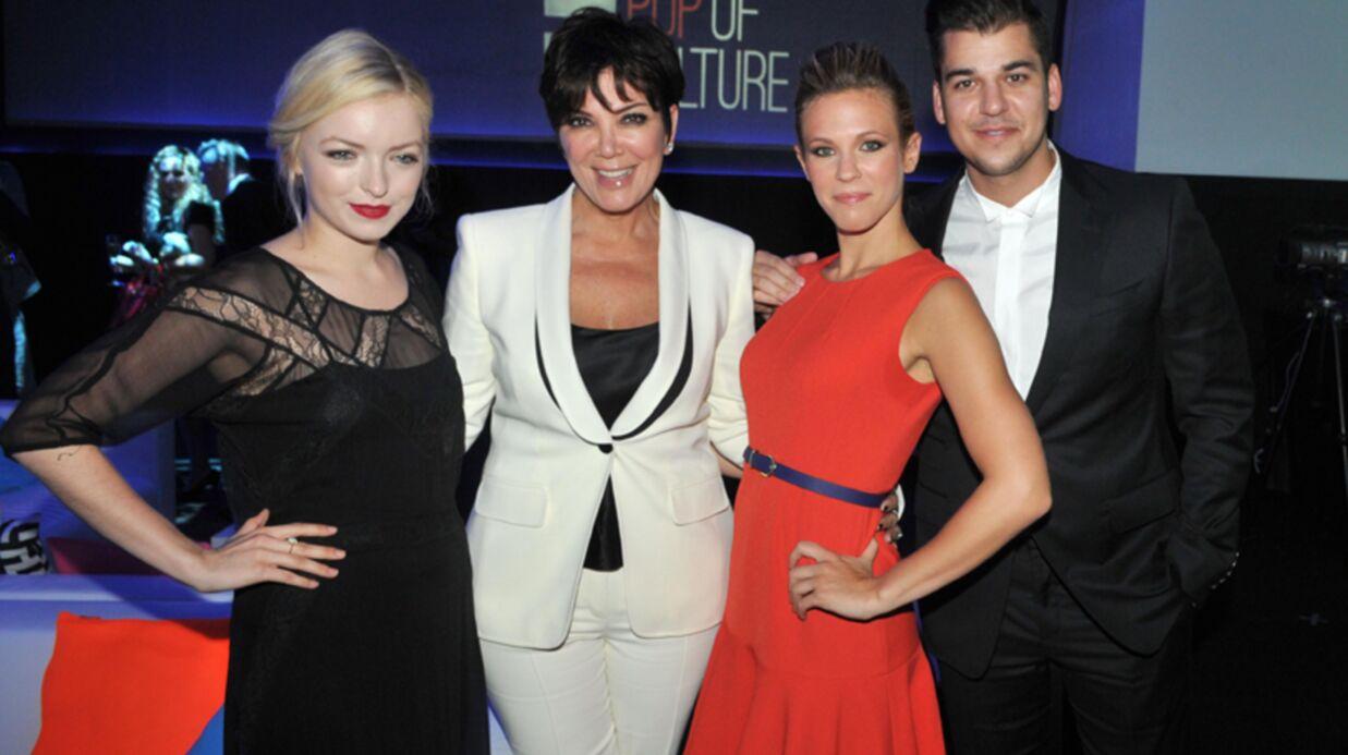 Lorie et les Kardashian stars de la conférence de rentrée de E!