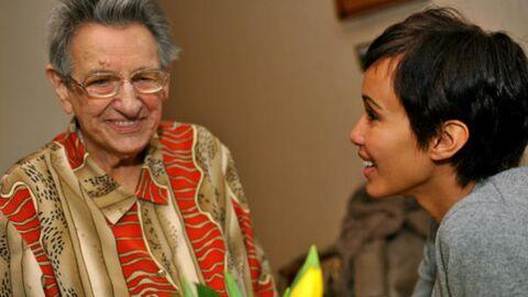 Sonia Rolland effondrée par la mort de sa grand-mère