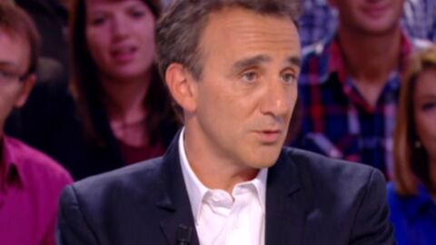 VIDEO Elie Semoun se bagarre au Grand Journal (et rate sa blague)