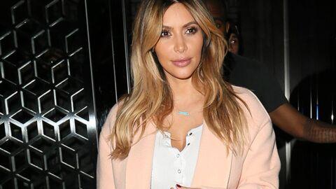 DIAPO Kim Kardashian réapparaît plus mince et blonde!