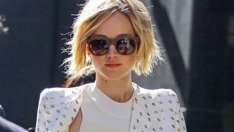 Jennifer Lawrence nue: de nouvelles photos postées sur Internet!