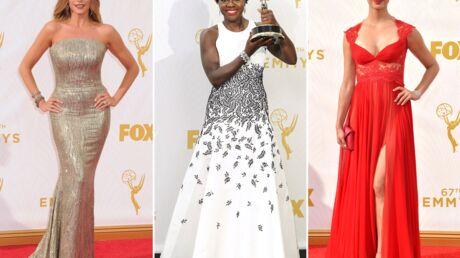 PHOTOS Emmy Awards 2015: les robes les plus belles et les plus sexy de la cérémonie