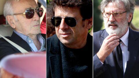 Obsèques de Guy Béart: Daniel Auteuil, Patrick Bruel, Charles Aznavour sont venus lui dire adieu