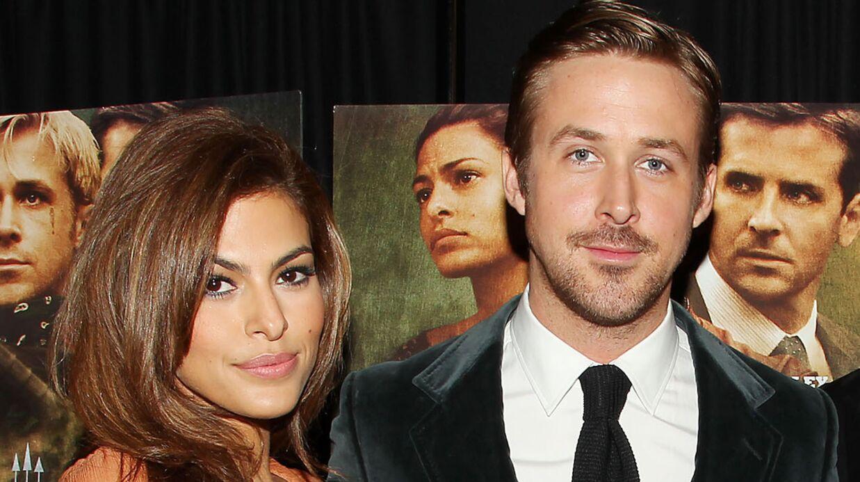 Eva Mendes et Ryan Gosling se sont mariés!