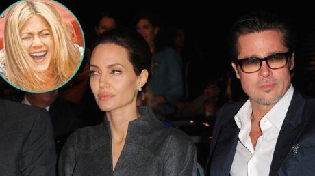 Divorce de Brad Pitt et Angelina Jolie: la surprenante Une du New York Post avec… Jennifer Aniston