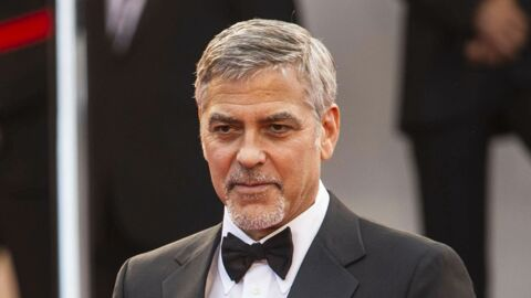 VIDEO George Clooney apprend en direct le divorce de son ami Brad Pitt : sa réaction