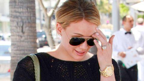 Hilary Duff: virée d'un film parce qu'elle est enceinte