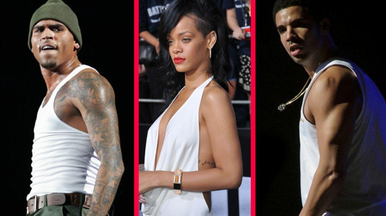 Rihanna, Chris Brown et Drake réunis aux MTV VMA le 6 septembre