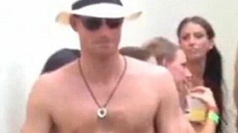 Le prince Harry nu avec une fille à Las Vegas!