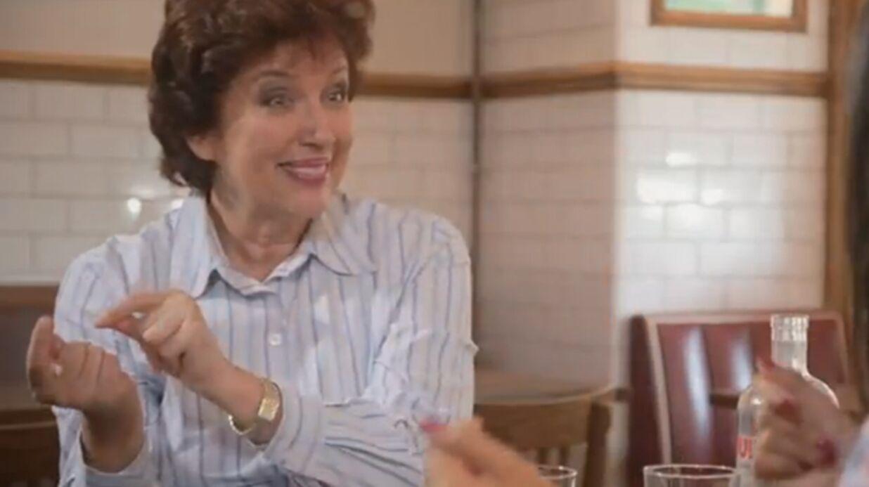 VIDEO Roselyne Bachelot dans le nouveau clip de Joyce Jonathan