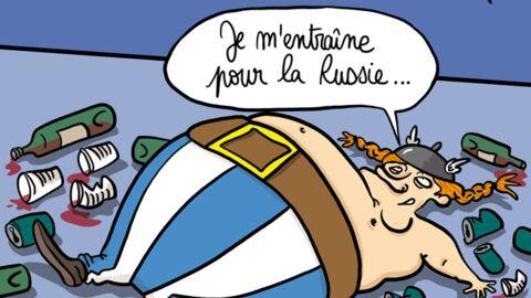 Louison a croqué: la crémaillère de Gérard Depardieu en Belgique