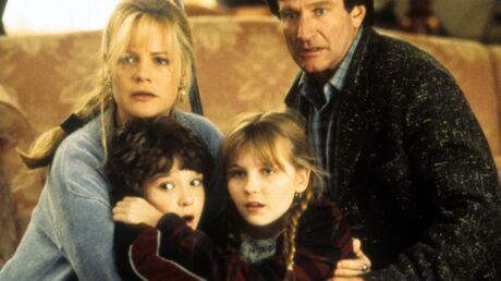 Touché par la mort de Robin Williams, son partenaire de Jumanji raconte sa dépression