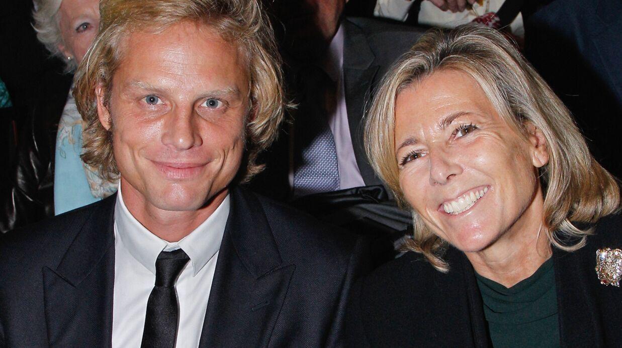 Toujours fou amoureux de Claire Chazal, Arnaud Lemaire raconte leur couple
