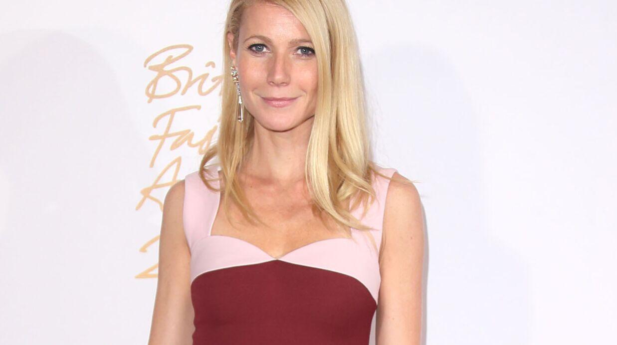 Gwyneth Paltrow vit très bien la romance de Chris Martin et Jennifer Lawrence