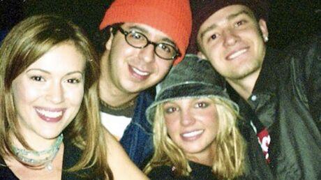 PHOTO Alyssa Milano: Justin, Britney et Alyssa sont dans un bateau…