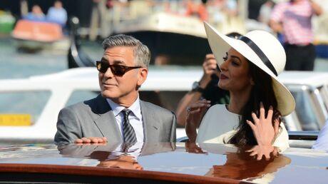 George Clooney et Amal: l'Italie, bientôt fini?
