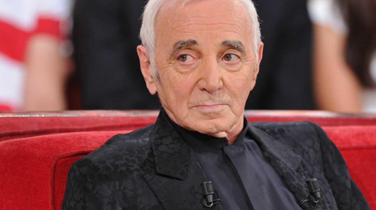 Charles Aznavour annule trois concerts pour d'obscures raisons