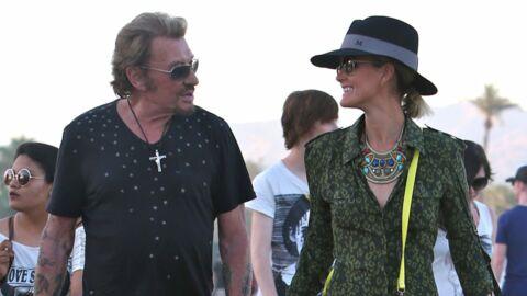 DIAPO Johnny et Laetitia s'éclatent au festival de Coachella