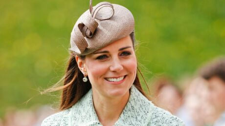 DIAPO Kate Middleton a ENFIN grossi