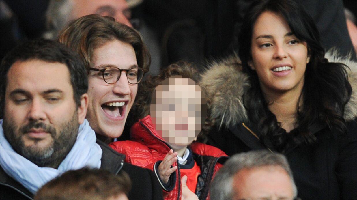 DIAPO La famille Sarkozy et beaucoup de people au match PSG Nice