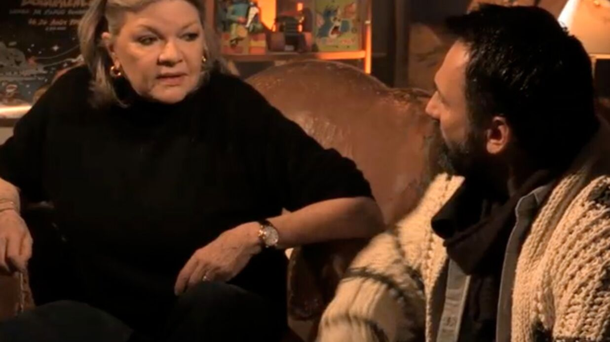 VIDEO Catherine Allégret raconte sa relation compliquée avec Yves Montand