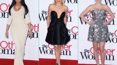 PHOTOS Cameron Diaz, Nicki Minaj, Kate Upton: tapis rouge sexy pour Triple Alliance