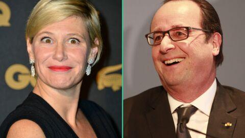 François Hollande: ses deux étonnants dîners secrets avec Maïtena Biraben