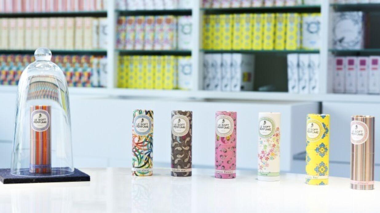 Sabé Masson ouvre la première Maison du Soft Perfume
